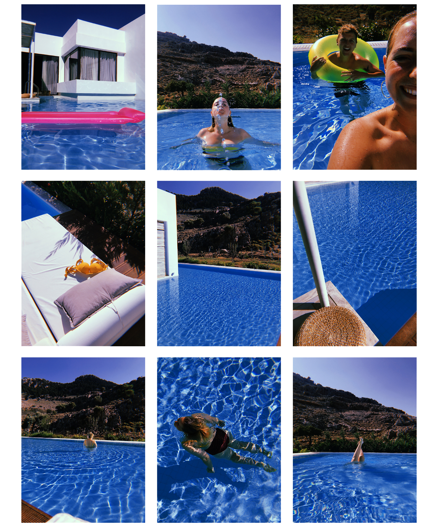 HUJI CAM  The Greece Edition  – Poppy Deyes